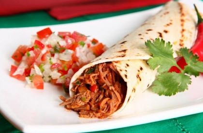 Tortillas de carne
